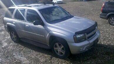 2007 Chevrolet TrailBlazer for sale at Seneca Motors, Inc. (Seneca PA) - SHIPPENVILLE, PA LOCATION in Shippenville PA