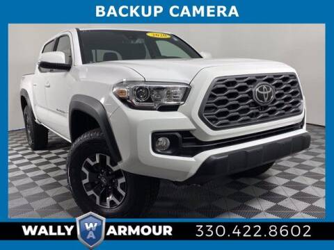 2020 Toyota Tacoma for sale at Wally Armour Chrysler Dodge Jeep Ram in Alliance OH