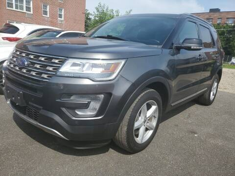 2017 Ford Explorer for sale at OFIER AUTO SALES in Freeport NY