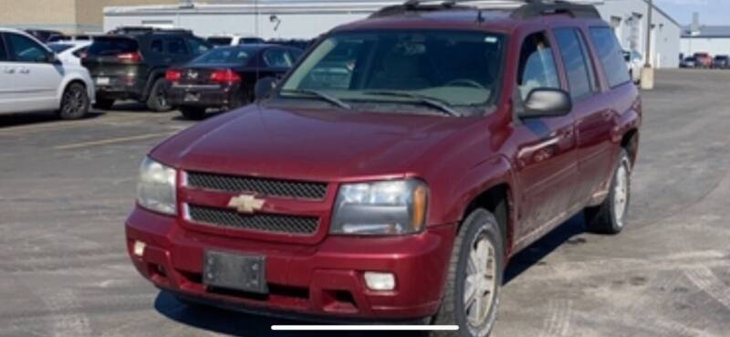 2006 Chevrolet TrailBlazer EXT for sale at VICTORY LANE AUTO in Raymore MO