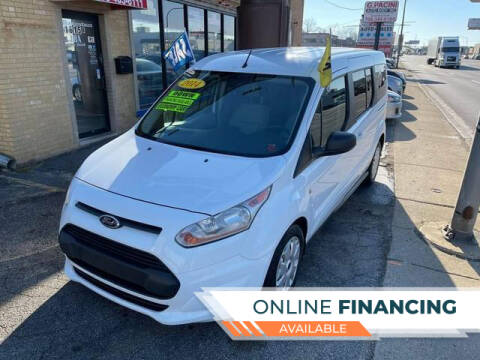 2014 Ford Transit Connect Wagon for sale at JBA Auto Sales Inc in Stone Park IL