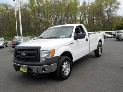 2014 Ford F-150 for sale at United Auto Land in Woodbury NJ