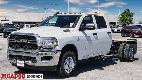2021 RAM Ram Chassis 3500 for sale at Meador Dodge Chrysler Jeep RAM in Fort Worth TX