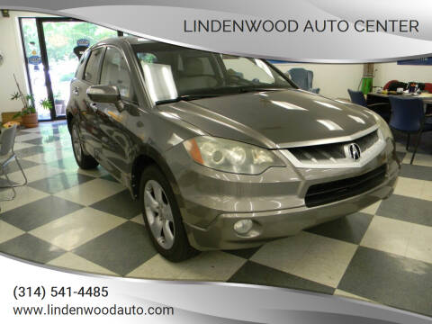 2007 Acura RDX for sale at Lindenwood Auto Center in St.Louis MO
