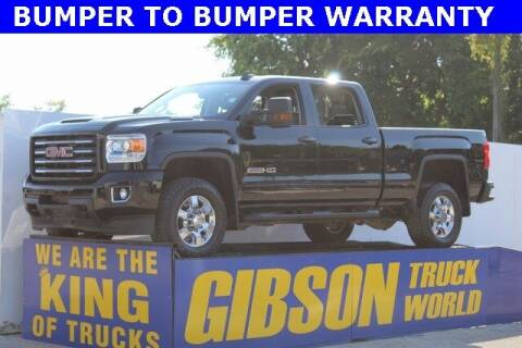 2019 GMC Sierra 2500HD for sale at Gibson Truck World in Sanford FL