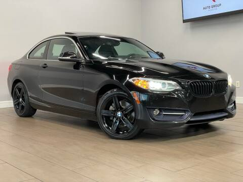 2017 BMW 2 Series for sale at TX Auto Group in Houston TX