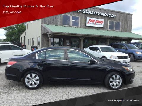 2010 Honda Accord for sale at Top Quality Motors & Tire Pros in Ashland MO