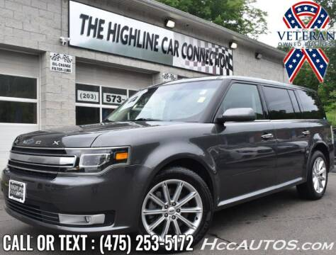 2019 Ford Flex for sale at The Highline Car Connection in Waterbury CT