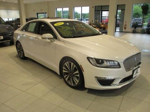 2019 Lincoln MKZ for sale at MC FARLAND FORD in Exeter NH
