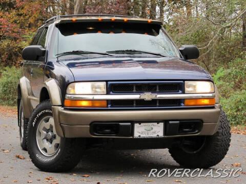 2003 Chevrolet Blazer for sale at Isuzu Classic in Cream Ridge NJ
