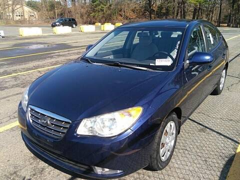 2008 Hyundai Elantra for sale at Cj king of car loans/JJ's Best Auto Sales in Troy MI