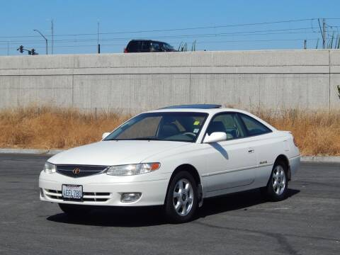 1999 Toyota Camry Solara for sale at Crow`s Auto Sales in San Jose CA