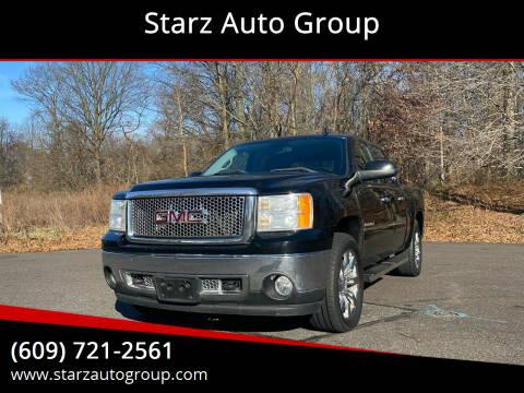 2008 GMC Sierra 1500 for sale at Starz Auto Group in Delran NJ