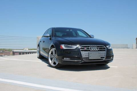 2015 Audi S4 for sale at Born Again Auto's in Sioux Falls SD