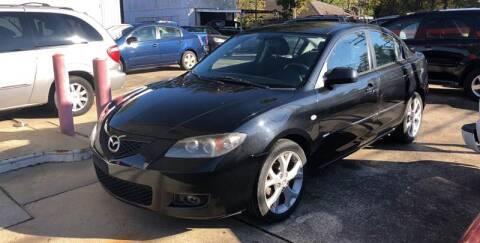 2009 Mazda MAZDA3 for sale at Baton Rouge Auto Sales in Baton Rouge LA