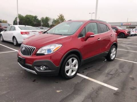 2015 Buick Encore for sale at Karl Pre-Owned in Glidden IA