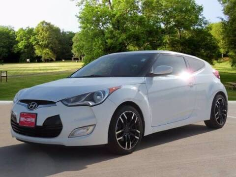 2014 Hyundai Veloster for sale at BIG STAR HYUNDAI in Houston TX