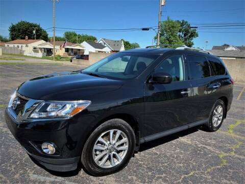 2015 Nissan Pathfinder for sale at Star Auto Group in Melvindale MI