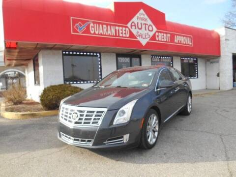 2013 Cadillac XTS for sale at Oak Park Auto Sales in Oak Park MI