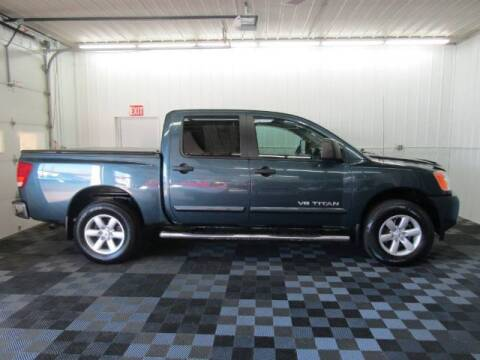 2014 Nissan Titan for sale at Michigan Credit Kings in South Haven MI