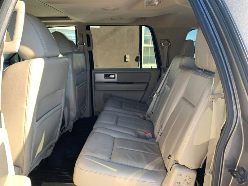 2012 Ford Expedition EL 4x4 Limited 4dr SUV - Stilwell KS