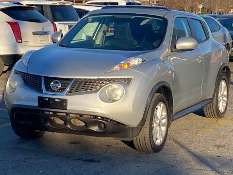 2013 Nissan JUKE for sale at Atlanta's Best Auto Brokers in Marietta GA