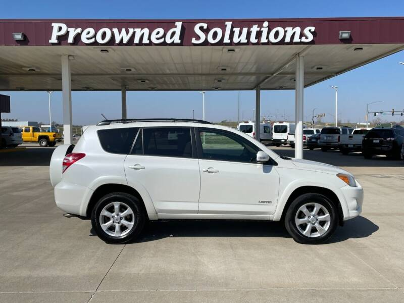 2009 Toyota RAV4 for sale at Preowned Solutions in Urbandale IA