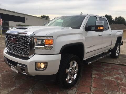 2018 GMC Sierra 2500HD for sale at CAPITOL AUTO SALES LLC in Baton Rouge LA