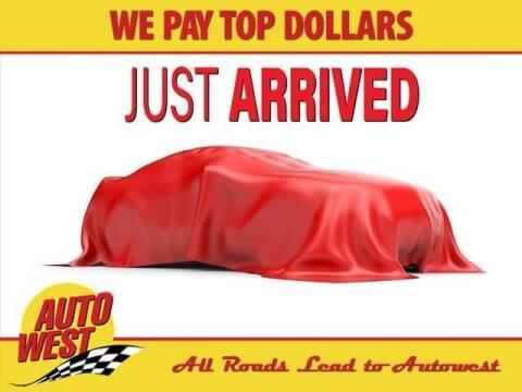 2011 Dodge Journey for sale at Autowest Allegan in Allegan MI