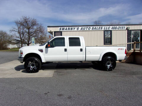 2008 Ford F-250 Super Duty for sale at Swanny's Auto Sales in Newton NC