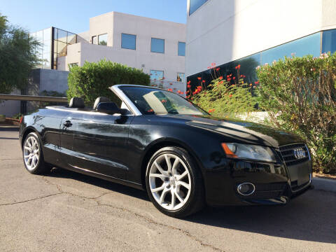 2010 Audi A5 for sale at Nevada Credit Save in Las Vegas NV
