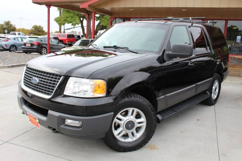 2003 Ford Expedition for sale at ALIC MOTORS in Boise ID