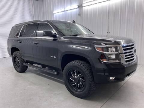2017 Chevrolet Tahoe for sale at JOE BULLARD USED CARS in Mobile AL