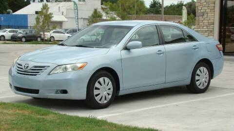 2008 Toyota Camry for sale at Red Rock Auto LLC in Oklahoma City OK