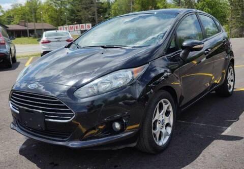2015 Ford Fiesta for sale at Hilltop Auto in Prescott MI
