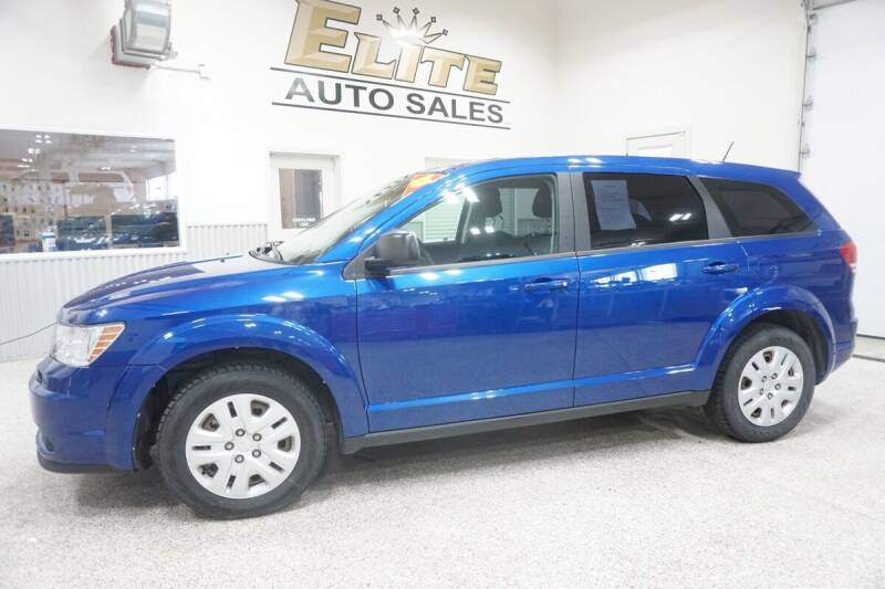 2015 Dodge Journey for sale at Elite Auto Sales in Ammon ID