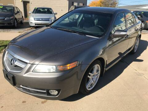 2008 Acura TL for sale at Two Rivers Auto Sales Corp. in South Bend IN