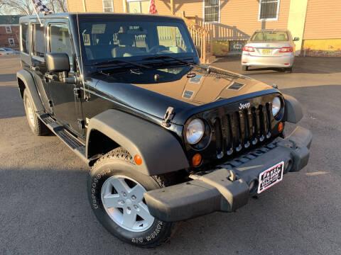 2009 Jeep Wrangler Unlimited for sale at PRNDL Auto Group in Irvington NJ