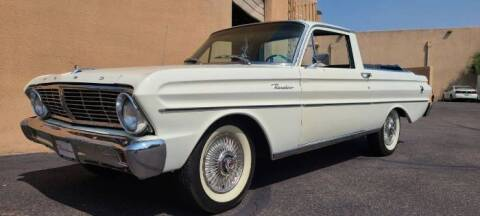 1965 Ford Ranchero for sale at Classic Car Deals in Cadillac MI
