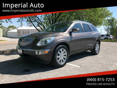 2011 Buick Enclave for sale at Imperial Auto of Marshall in Marshall MO