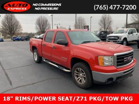 2009 GMC Sierra 1500 for sale at Auto Express in Lafayette IN