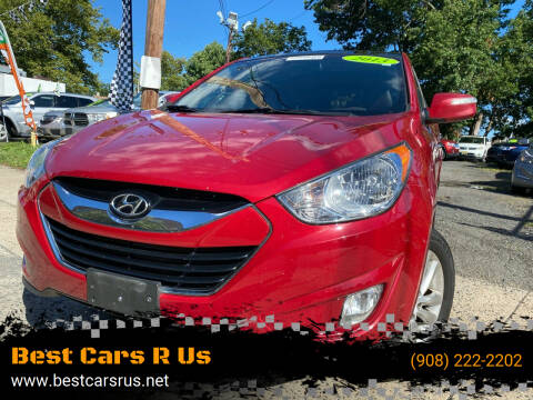 2013 Hyundai Tucson for sale at Best Cars R Us in Plainfield NJ