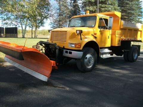 1991 International 4800 for sale at Zimmerman Truck in Zimmerman MN