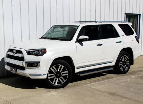 2018 Toyota 4Runner for sale at Lyman Auto in Griswold IA