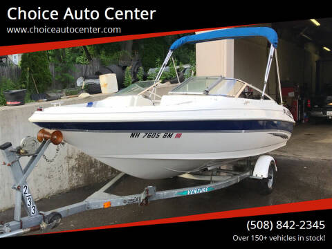 1999 Larson 18 Ft for sale at Choice Auto Center in Shrewsbury MA