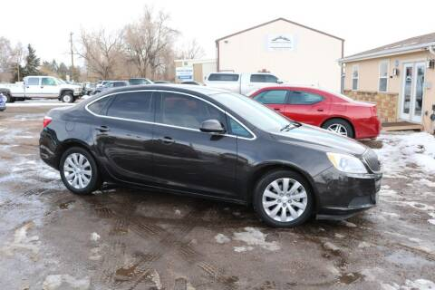 2016 Buick Verano for sale at Northern Colorado auto sales Inc in Fort Collins CO