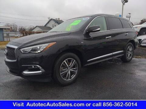 2019 Infiniti QX60 for sale at Autotec Auto Sales in Vineland NJ