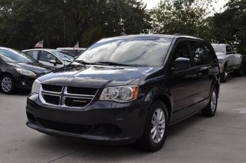 2014 Dodge Grand Caravan for sale at STEPANEK'S AUTO SALES & SERVICE INC. in Vero Beach FL
