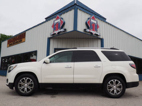 2015 GMC Acadia for sale at DRIVE 1 OF KILLEEN in Killeen TX