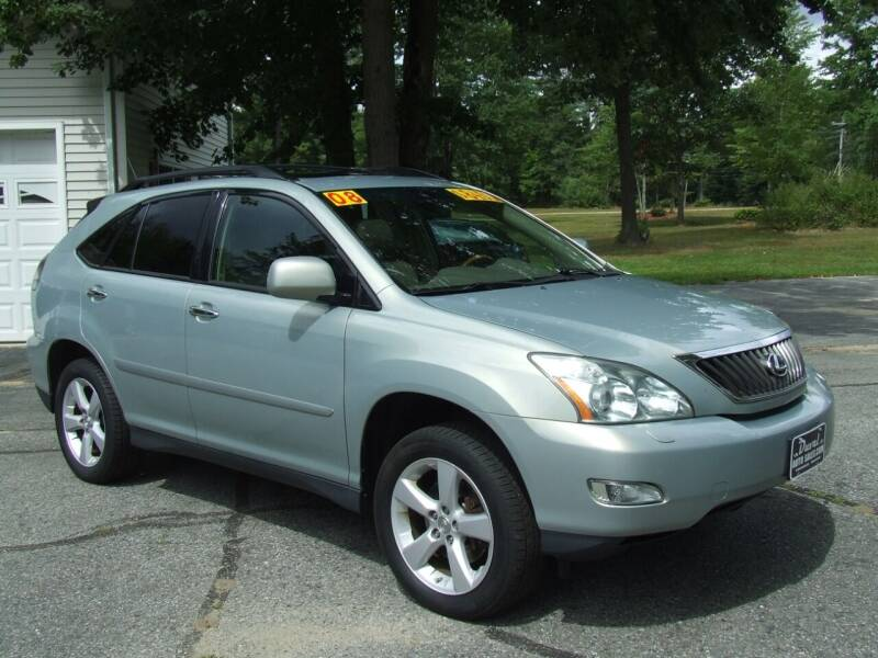 2008 Lexus RX 350 for sale at DUVAL AUTO SALES in Turner ME